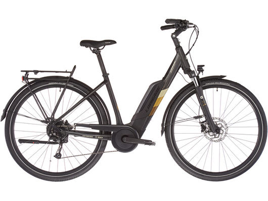 2021 Lapierre Overvolt Urban 6.5 Womens Electric Bike